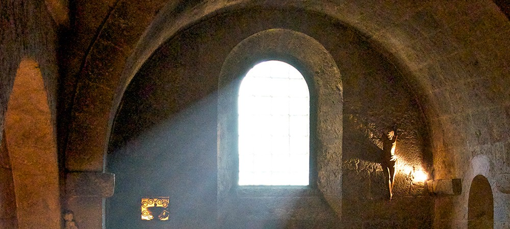 Chapelle St Firmin à l'abbaye de Boscodon