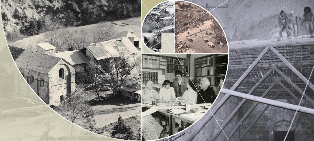 Caroussel vie associative à l'abbaye de Boscodon