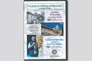 DVD « L'ABBAYE DE BOSCODON ET SA RESTAURATION »