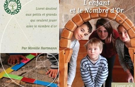 LIVRET 6 : « L'ENFANT ET LE NOMBRE D'OR»