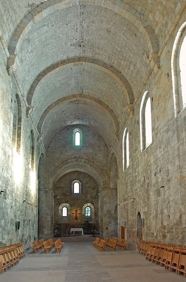 Abbatiale de l'abbaye de Boscodon