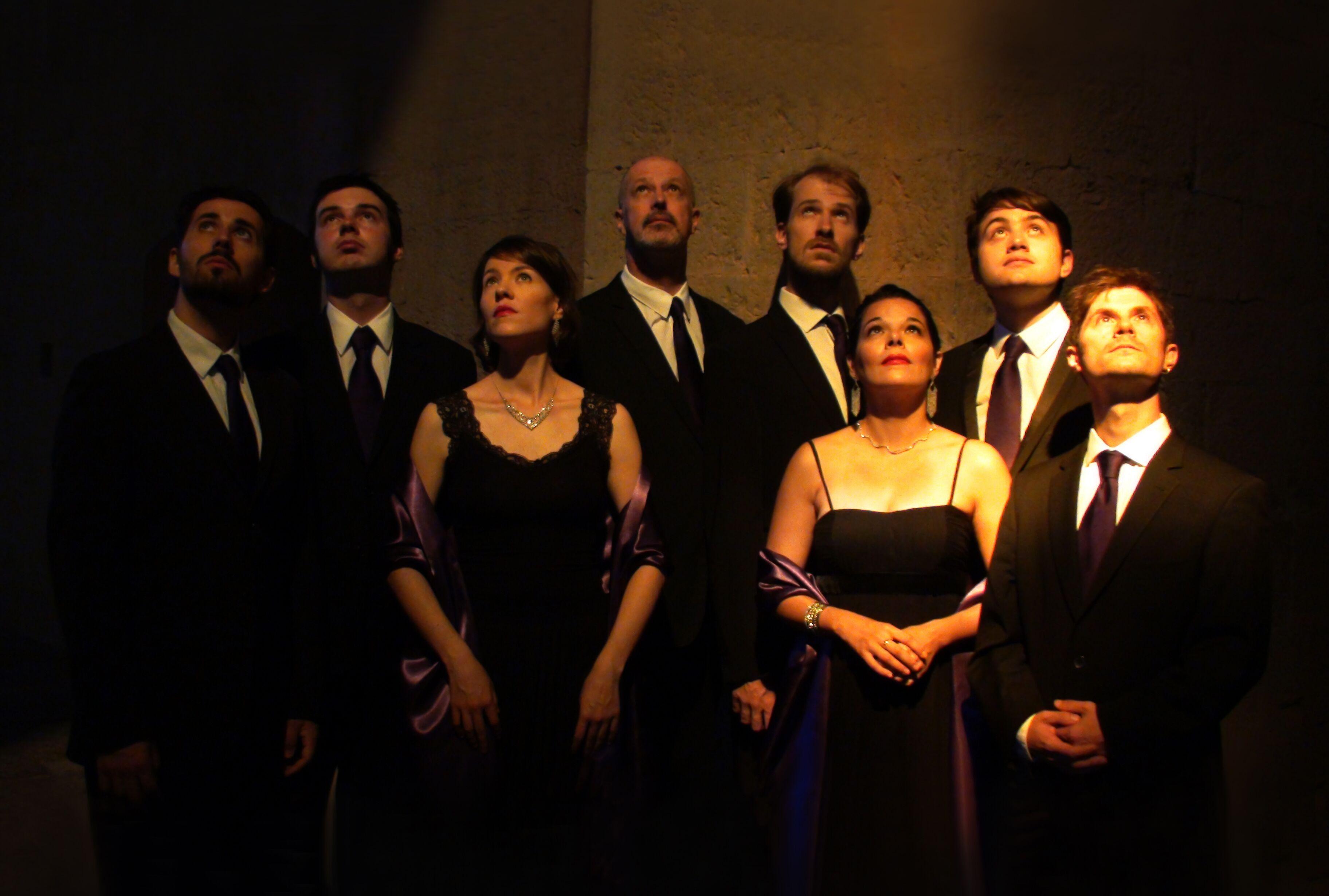 NYMPHES DES BOIS (6 voix a cappella)